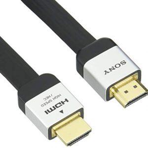 Dây cáp HDMI Sony 2m cao cấp hỗ trợ 4K và 3D