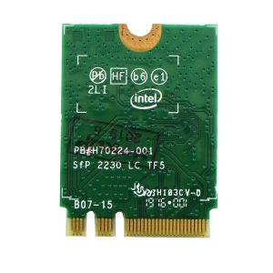 Card WIFI Intel AC 8260 khe M2 NGFF cho laptop