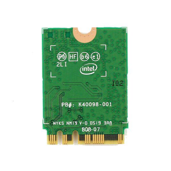 Card WIFI Intel WIFI-6 AX200 khe M2 NGFF cho laptop