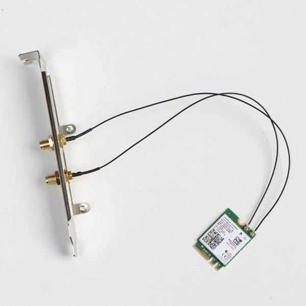 Anten cho card WIFI  M2 NGFF trọn bộ cho máy bàn