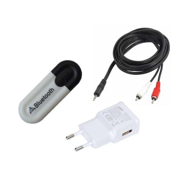Bộ thu Bluetooth HJX-001 Bluetooth 5.0