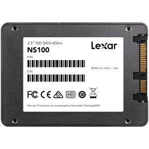 SSD 128GB Lexar NS100 SATA 3 2.5 Inch