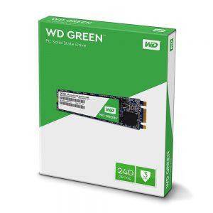 SSD M2 WD Green 240GB chính hãng