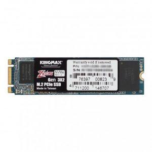 Ổ Cứng SSD Kingmax Zeus 128GB PX3280 NVMe M.2 2280 PCIe