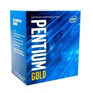 CPU Intel Pentium Gold G6400 Socket 1200 - BH 36T