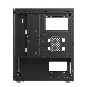 Thùng máy case Xigmatek NYX kính cường lực (không fan)