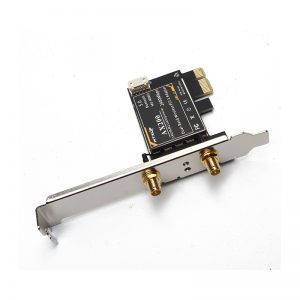 Card WIFI WTXUP dùng chip Intel WIFI AX200 tích hợp Bluetooth 5.1