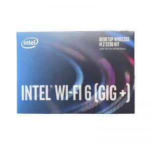 Bộ card WIFI Intel AX200 GIG+ fullbox hàng chính hãng